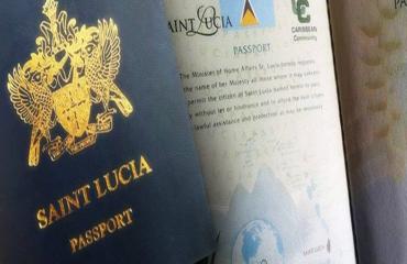 圣卢西亚签证