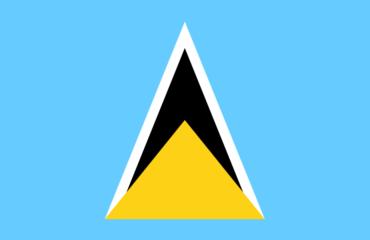 圣卢西亚国旗