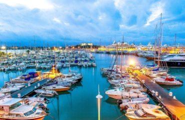 圣卢西亚港口